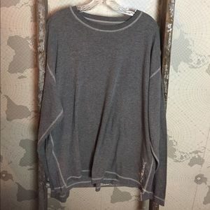 Life is Good Thermal L/S gray GUC